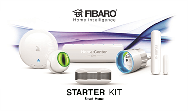 Starter Kit Fibaro Smart Home Casa inteligenta
