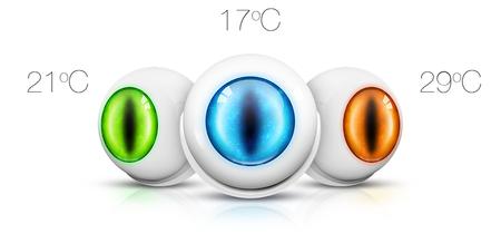Fibaro senzor de miscare, temperatura gen 5 Z-Wave plus